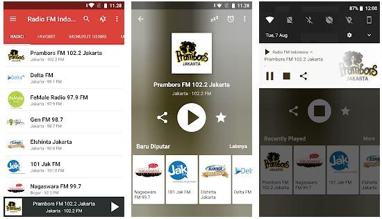 radio fm indonesia online untuk android dan ios