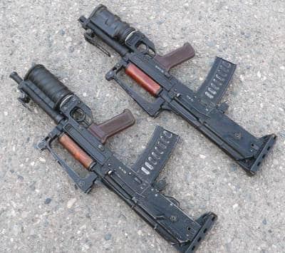 senapan groza yang asli 2