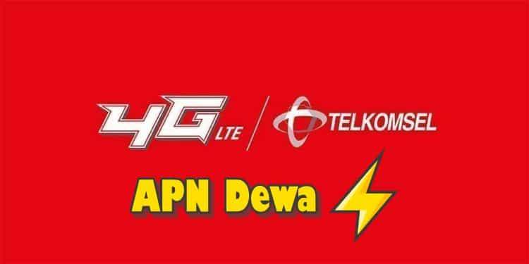 settingan APN telkomsel 4G LTE tercepat dan stabil