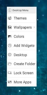 tema windows 10 untuk android 4