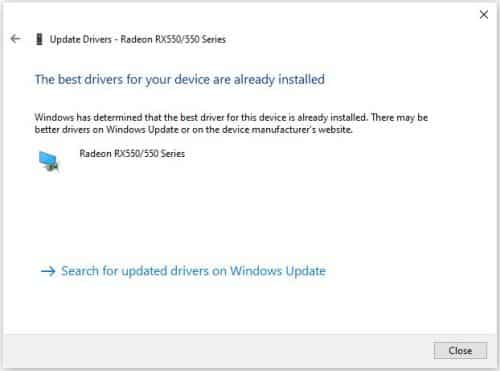 update driver di windows 10 8 dan 7